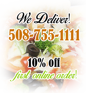 Worcester Pizza Factory | Pizza, Takeout, Delivery, Italian